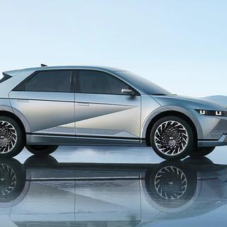 """IONIQ 5 e la ricarica innovativa ultraveloce """"Vehicle – to - Load''"""