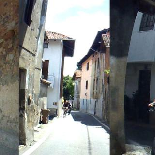 Strettoia di Capovilla, ciclisti passati col rosso