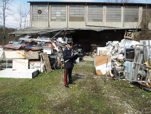 Piatto: lavori sgombero delle 50 tonnellate di rifiuti abusivi posti sotto sequestro