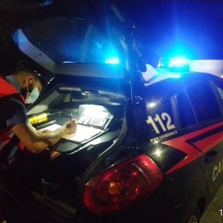 Schiamazzi notturni, raffica di interventi dei Carabinieri nel Biellese