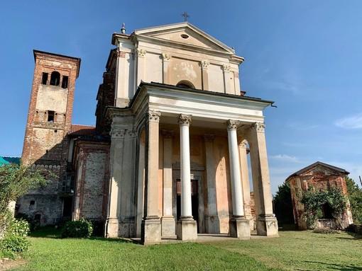 Foto dalla pagina Fb dell'associazione Intorno al Castello
