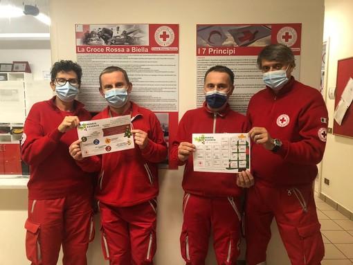 """Croce Rossa Biella - Un """"Calendario dell'Avvento Solidale"""" per coinvolgere tutti i biellesi"""