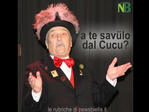 """""""A te savülo dal Cucu?"""": Curiosità e notizie commentate in satira piemontese dalla maschera di Chiavazza VIDEO"""