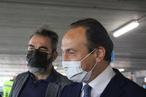 """Revisione indice Rt e coprifuoco più corto, Cirio: """"Draghi è disponibile"""" VIDEO"""
