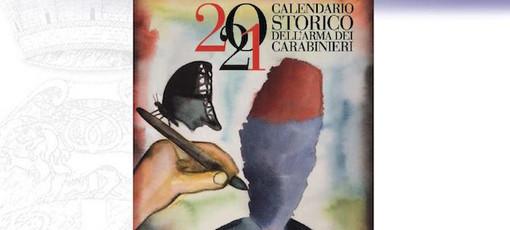 """Calendario Storico Carabinieri: """"Inferno, Purgatorio e Paradiso"""" nei racconti del maresciallo Alighieri FOTO"""