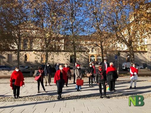 Speciale 25 novembre - La Città di Biella unita contro la violenza sulle donne FOTO e VIDEO