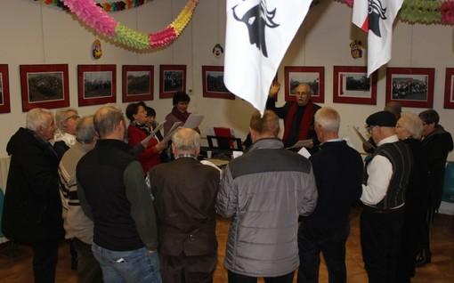 Voci di Su Nuraghe al Carnevale dei Sardi di Biella