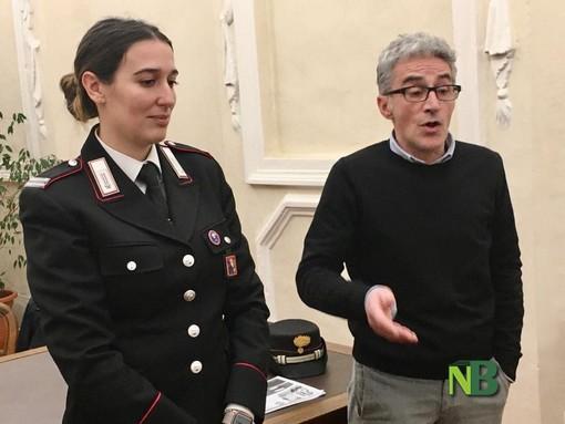 Masserano, le truffe al centro dell'incontro con i carabinieri FOTO