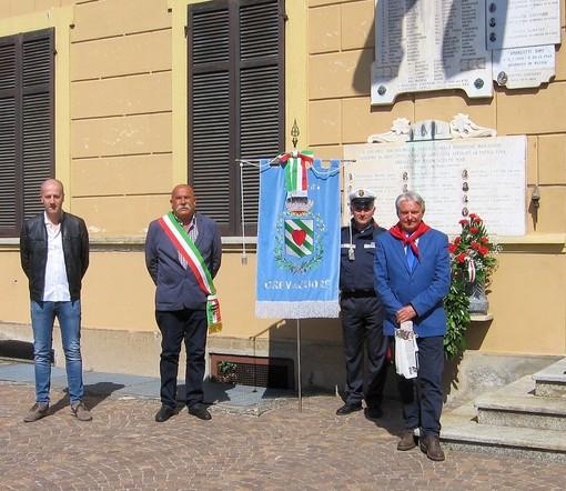 Crevacuore, per il 25 Aprile amministrazione e Anpi ricordano Giuliano Sizzano