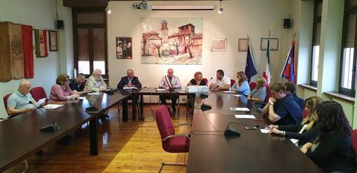 Un recente consiglio comunale di Ponderano