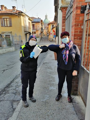 Coronavirus, 60mila mascherine consegnate a Rsa e presidi socio-assistenziali