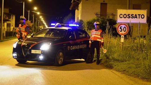 Cossato: dopo l'incidente non trovano l'accordo e chiamano i carabinieri