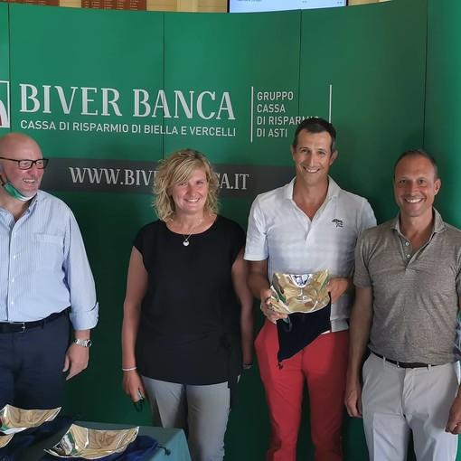 Golf Club Cavaglià, a Schellino il Trofeo Biverbanca. Zanetti trionfa al Glp Solution