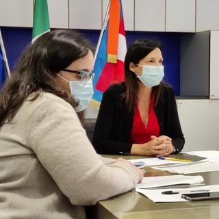 Assessore la Welfare Regione Piemonte Chiara Caucino