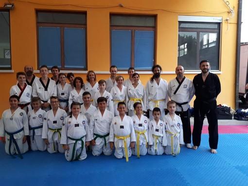 Arriva nel Biellese la Kwan Taekwondo