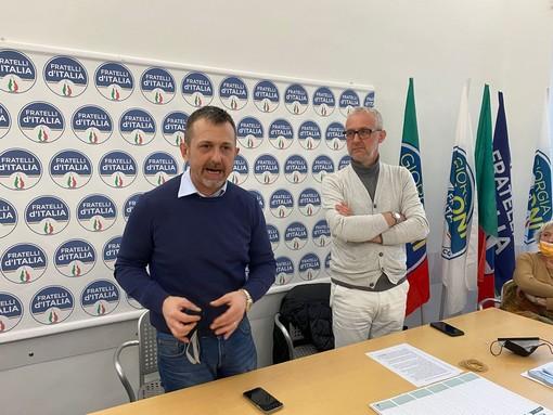 """Primo Maggio """"al lavoro"""" per l'onorevole Delmastro e l'assessore regionale Chiorino"""