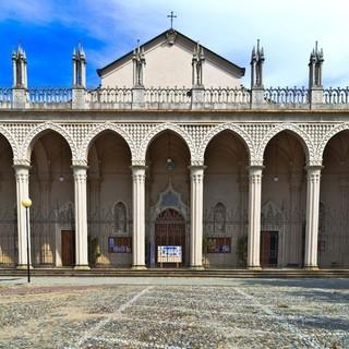 Biella, al Duomo l'insediamento dei nuovi canonici Dettoma e Blancini
