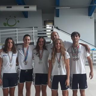 Nuoto: Dynamic Sport-In Sport chiude quarta ai regionali di Torino