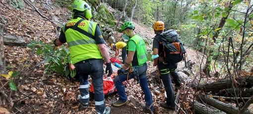 Dal Nord Ovest - Trovato da poco l'escursionista tedesco disperso in Val Cannobina