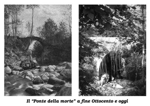 """Biellese magico e misterioso: La donna di Fra Dolcino e il """"Ponte della morte"""" fra Biella e Tollegno"""