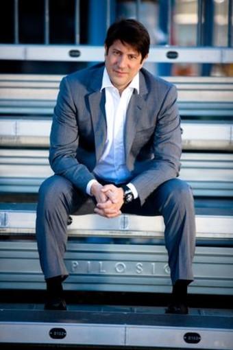 Dario Roustayan, l'imprenditore che crede nel Friuli Venezia Giulia