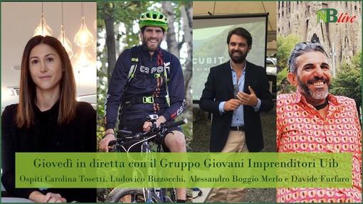 Gli ospiti di oggi Carolina Tosetti, Ludovico Bizzocchi, Alessandro Boggio Merlo e Davide Furfaro