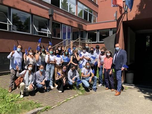Living European Values. Progetto per inclusione e multilinguismo approda al Liceo Artistico Sella