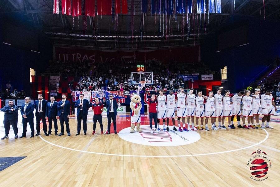 Il Basket si ferma: annunciata la fine dei campionati per il Covid-19