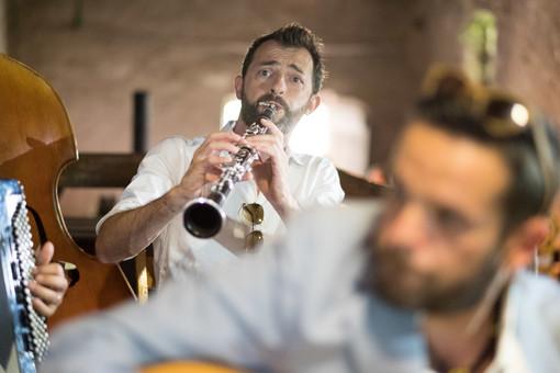 """Biella Jazz Club """"20 Strings - Gipsy Jazz"""""""