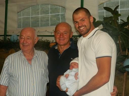 Cascina Rovet in lutto per Calisto, nonno del consigliere comunale Andrea Ferrero