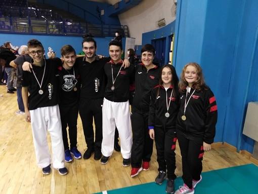Dragon's Karate, Christian Bocca è campiona regionale nel Kumite