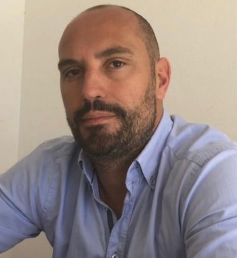 Il coordinatore provinciale di Forza Italia, Alberto Fenoglio