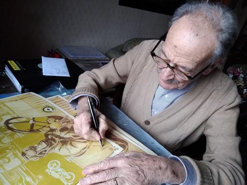 Il mondo dei motori biellesi piange la scomparsa del designer viglianese Aldo Brovarone