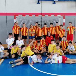 Vigliano: La sezione Pallamano della Polisportiva FC Vigliano si presenta alle famiglie