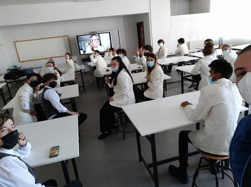 """L'istituto Alberghiero alla ribalta nazionale, ottimi risultati per il """"Gae Aulenti"""" alla finale del Cooking Quiz Digital"""