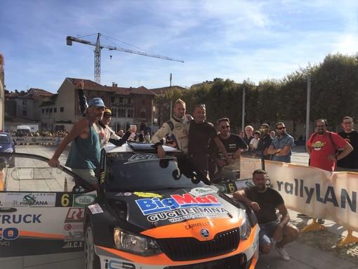 """""""Fateci sognare"""", il fan club dei fratelli Carmellino al Rally della Lana"""