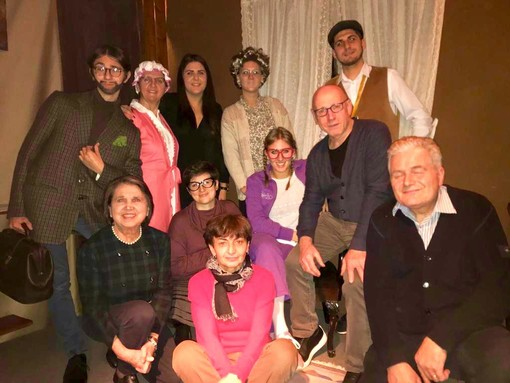 """Gaglianico, teatro: """"Gli Scampoli"""" in scena con """"Tutto Per un Testamento"""""""