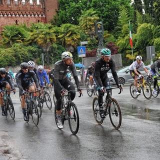 Il passaggio del Giro 2021 a Cavaglià - Foto Ciro Simoni