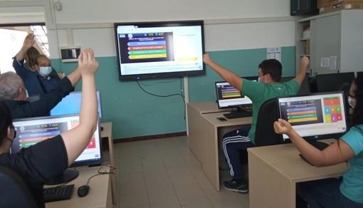 L'IIS Q. Sella e il Bona paladini del riciclo, gli studenti biellesi alla finale nazionale del Green Game Digital
