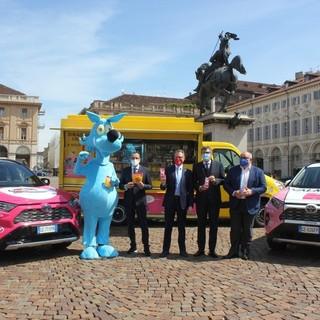 """Il Giro d'Italia parte da Torino, Cirio: """"Che sia una festa sicura, senza assembramenti"""" FOTO e VIDEO"""