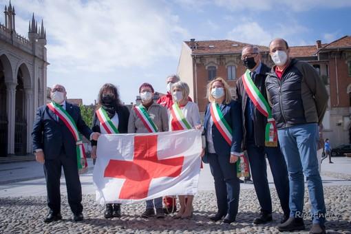 Giornata Mondiale della Croce Rossa anche a Biella, il grazie del comitato locale al territorio