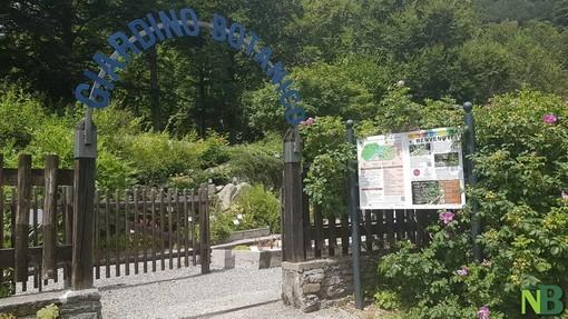 Domenica 16 maggio riapre il Giardino Botanico di Oropa