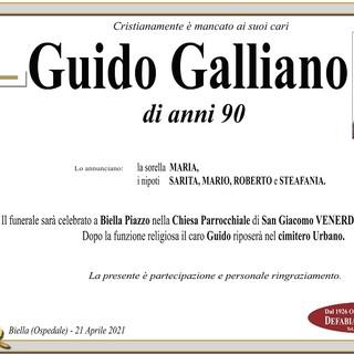 Guido Galliano