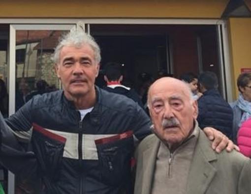 Da Sordevolo il cordoglio per la scomparsa di Emilio Giletti