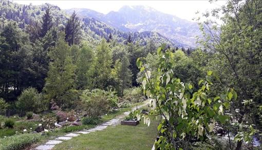 Giardino Botanico di Oropa pronto a ripartire, i cancelli riaprono sabato 30 maggio