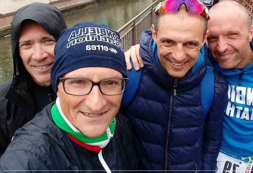 Dragoman 2019 Triathlon Medio di Omegna