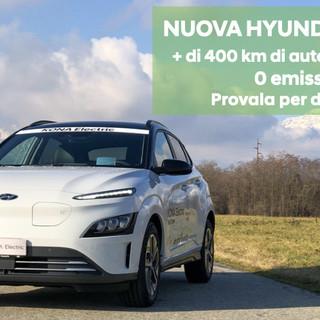 Nuova Kona Elettrica 2021, provala per due giorni da Hyundai Motor Assauto VIDEO