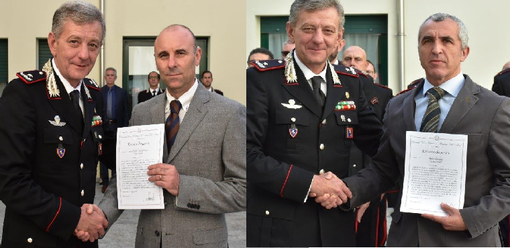 Scandalo tempio crematorio, encomio per due carabinieri