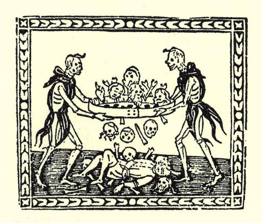 Il Biellese magico e misterioso: La processione dei morti coi mignoli illuminati nella val dl'Elf