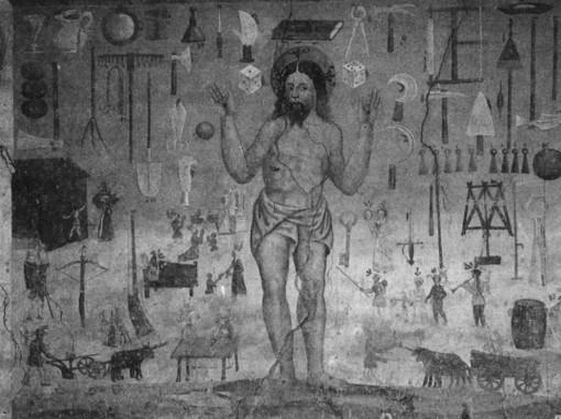 """Biellese magico e misterioso: L'enigmatico """"Cristo della domenica"""" seminascosto nel Duomo di Biella"""